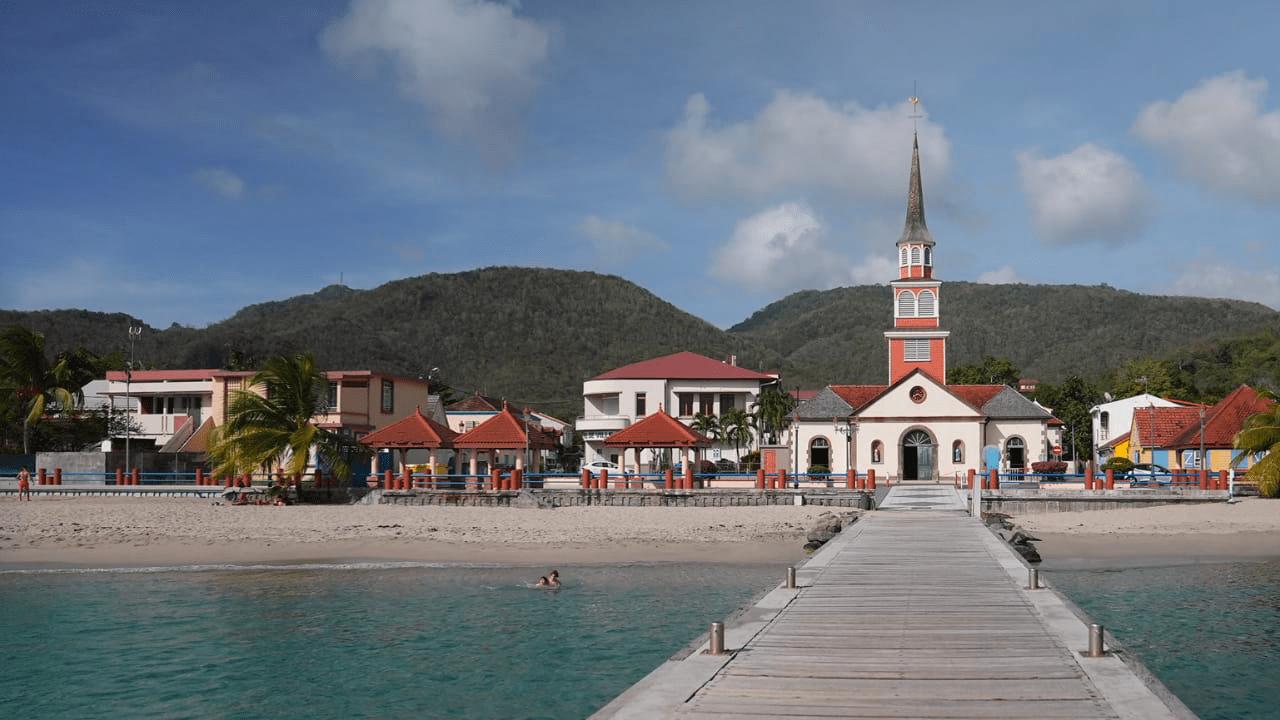 Anse d'Arlet Church