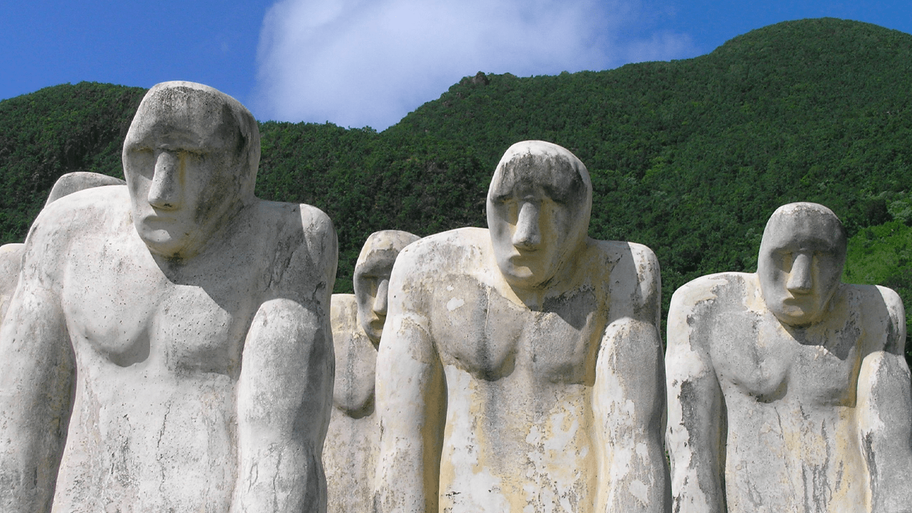 Statues of Shame